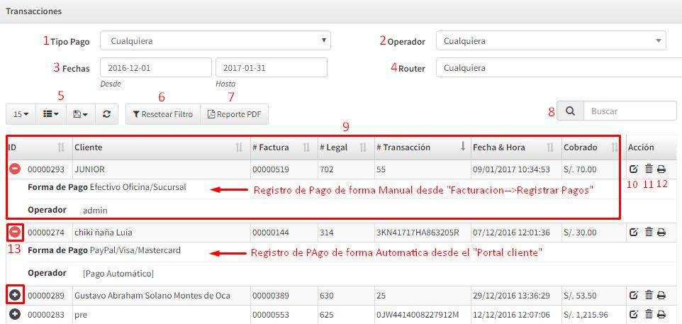 wiki facturación y pagos mikrowisp manager